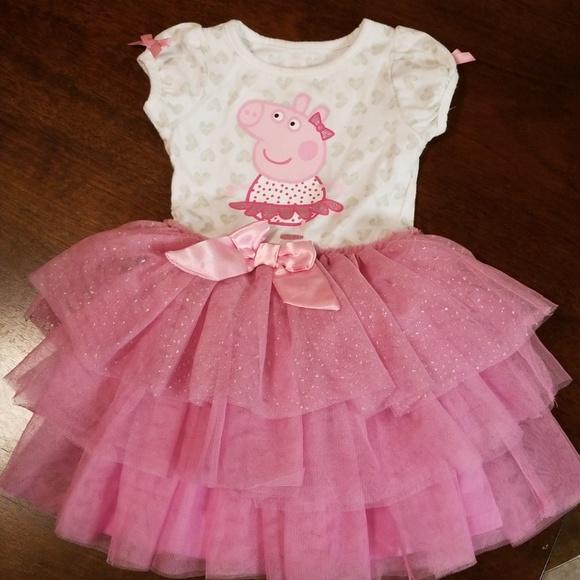 Peppa Pig Dresses Dress Poshmark